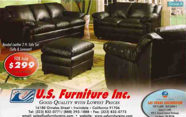 U.S. Furniture Inc.